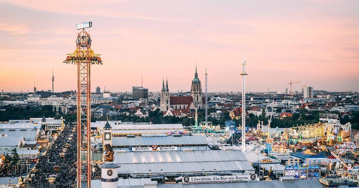Where is Oktoberfest? Theresienwiese | ©Sebastian Lehner